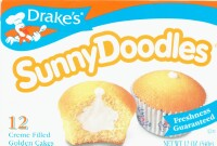 drakes cakes Sonny Doodles box of 12