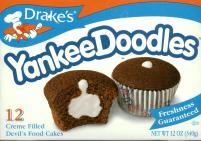 Drakes Cup Cakes